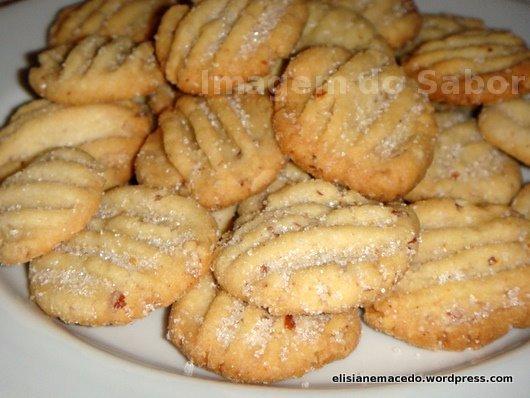 Biscoito Amanteigado Dinamarques